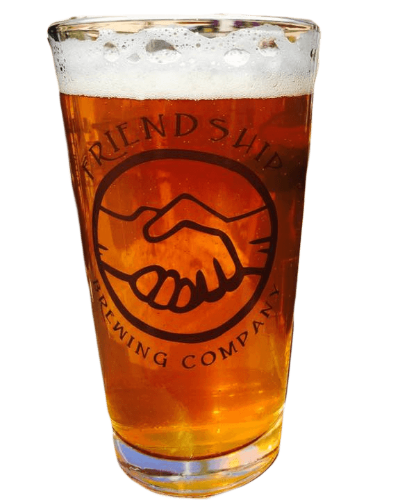 Microbrewery Pint Glass